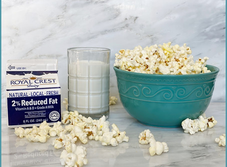 Popcorn Nutrition Facts: A Healthy, Low-Calorie Snack!