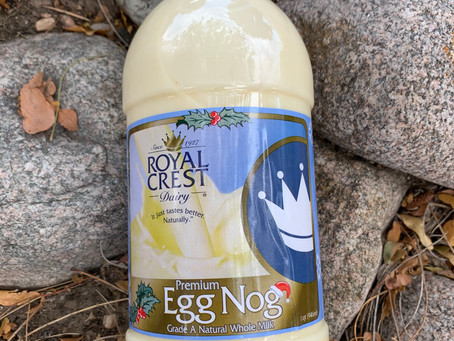What is Eggnog?