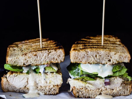 Sometimes a complicated sandwich is the easiest to make.