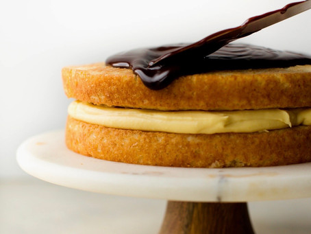 WICKED GOOD BOSTON CREAM PIE...