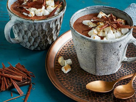 Get The Slow Cooker Hot Chocolate Ready