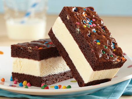Fun Facts About Ice Cream Sandwiches...