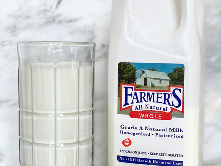 Great news, you can freeze milk!....