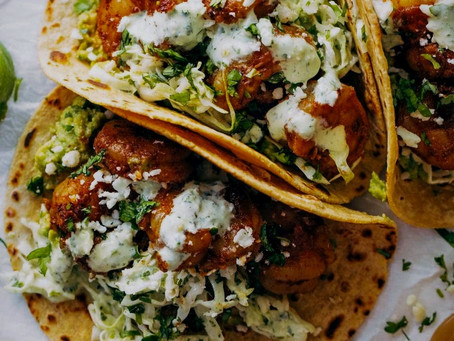 It's almost hard to talk about these tacos