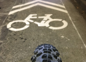 Ciclorrotas são implantadas no Centro Histórico