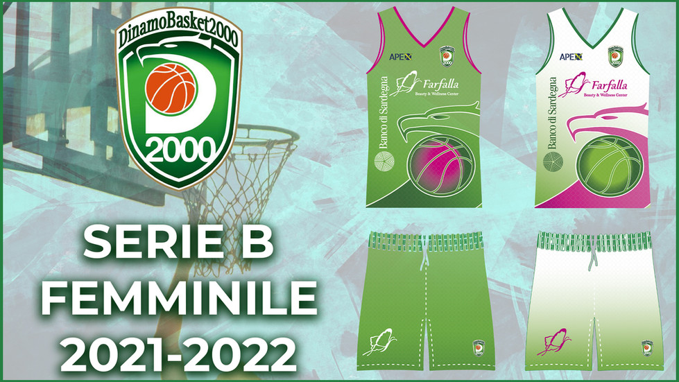 La Dinamo2000 parteciperà al campionato di serie B Femminile