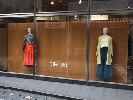 CIRCUS,CIRCUS⁺より5月営業のお知らせ