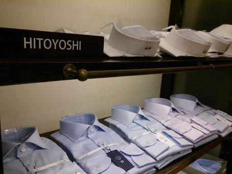HITOYOSHIシャツ