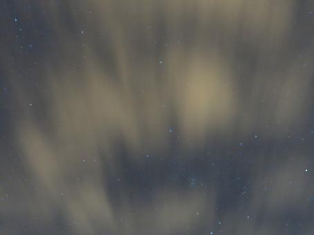 本日の星空観察ツアー(8/13)