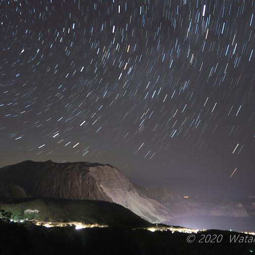 神津島の星空