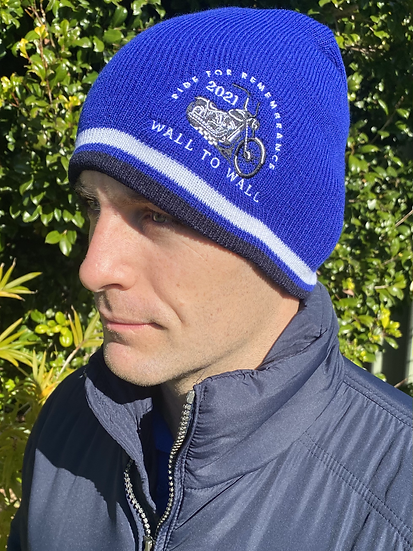 2021 OFFICIAL WALL TO WALL BEANIE
