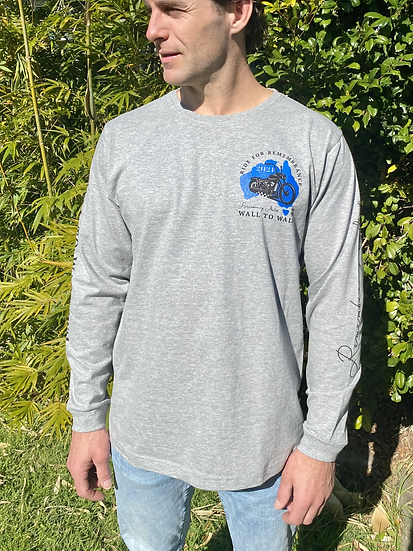 2021 OFFICIAL W2W LONG SLEEVE TEE (UNISEX)
