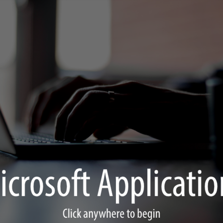 Microsoft Applications