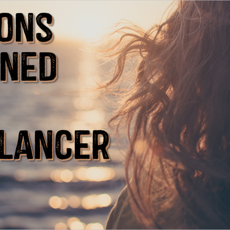 Lessons Learned as a Freelancer