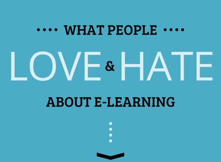 What People Love & Hate About eLearning
