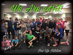 New Life Nutrition FitCamp!