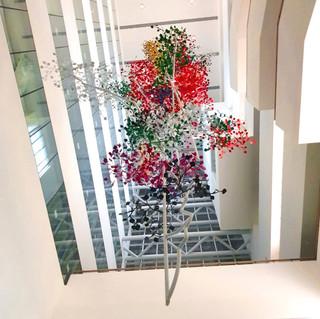 김황록 / 사물의 꿈 - 생명나무