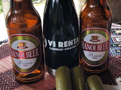 VI Rental Water Bottle