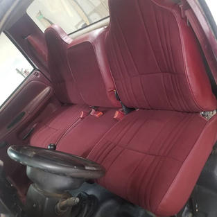 dodge seat after