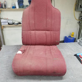 dodge seat before