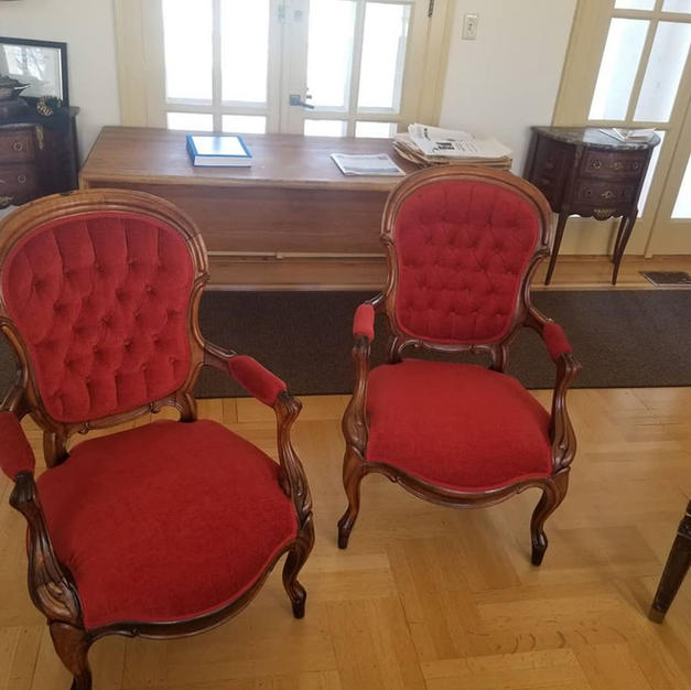 UW chairs
