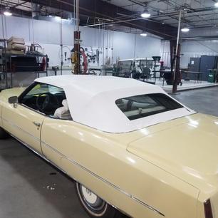 '73 Eldorado top