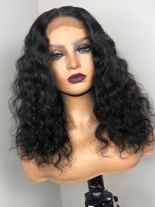 Nessa - Pre - Made Lace Closure Unit