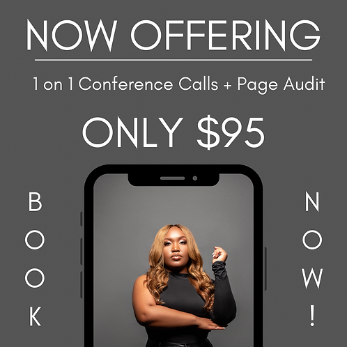 1 on 1 Conference Call