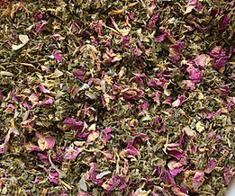 vaginal steaming herbal blend