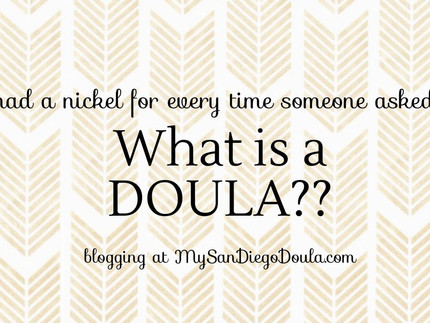 What the heck is a Doula?