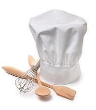 chef hat shared kitchen rentals san diego logo