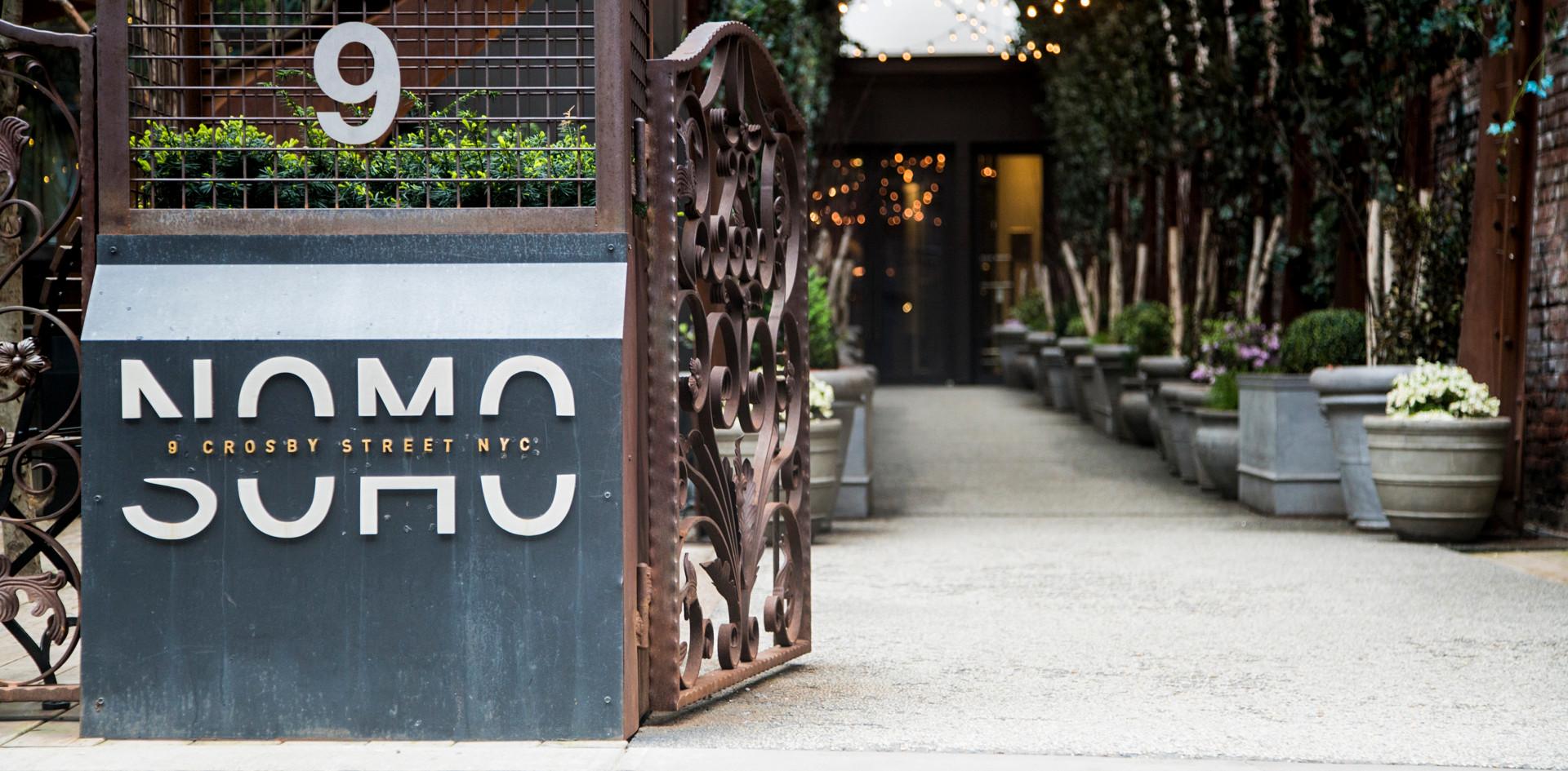 NOMO SOHO, NYC