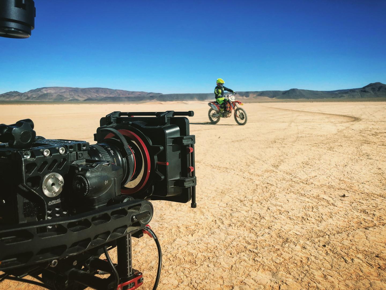 Camera Car Production, Jean NV
