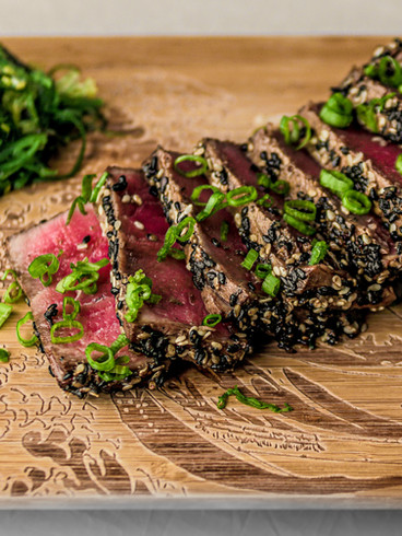 Food Photography Display