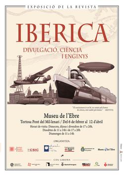 Cartell Iberica museu ebre