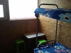 комната внутри 5-ти комнатный корпус орлан