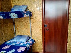 комната внутри 5-ти комнатного корпуса