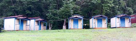 домики 2-х местные бухта Орлан