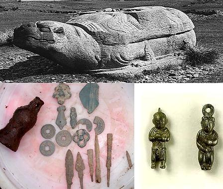 археологические находки в Приморье