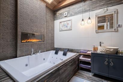Dream Sky View Tub Apartment