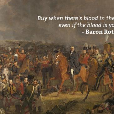 """""""Купувай, когато по улиците има кръв..."""""""