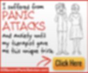 Elimiate anxiety and panic attacks
