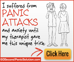 anxiety, anxiety relief, relief, panic disorder, panic attack