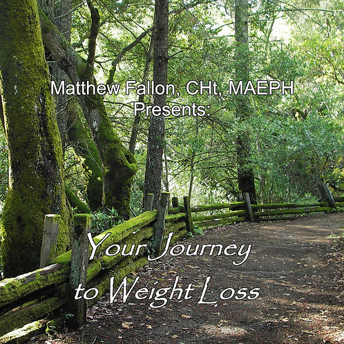 Your Journey to Weight Loss (Audio CD)