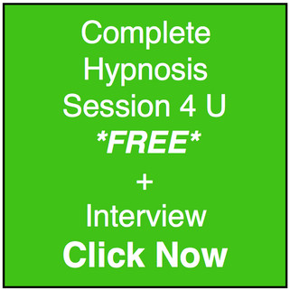 Complete Hypnosis Session + Interview!