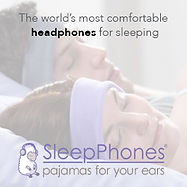 SleepPhones, recommended by Matthew Fallon, CH.t