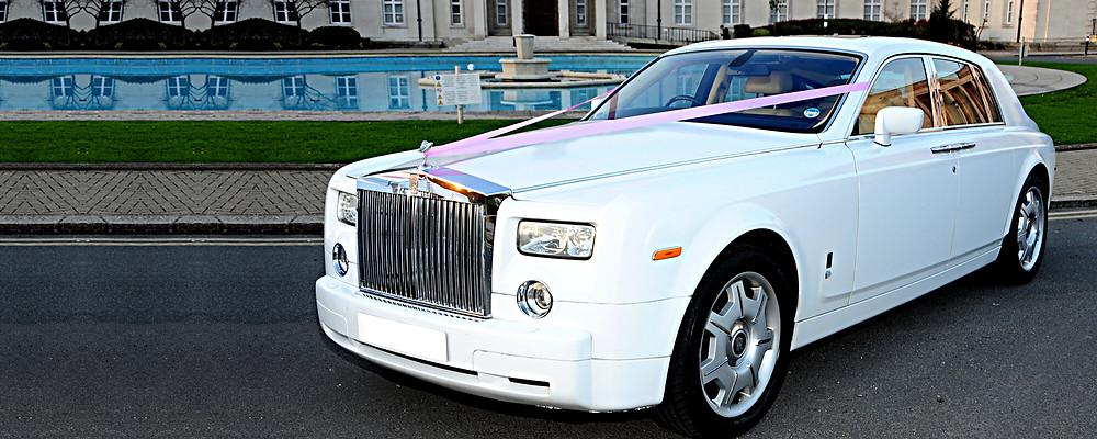 Rolls Royce Ghost Luxury Car Rental KL Wedding