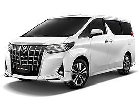 Toyota Alphard Luxury car rental KL, Malaysia | www.thecarrentalmalaysia.com