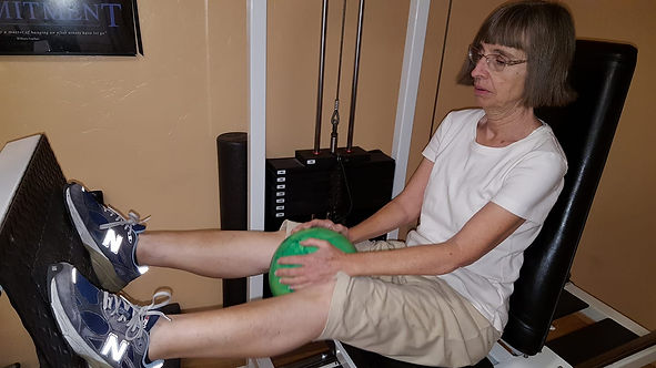 Osteoporosis intervention at Building Better Bones and Muscles