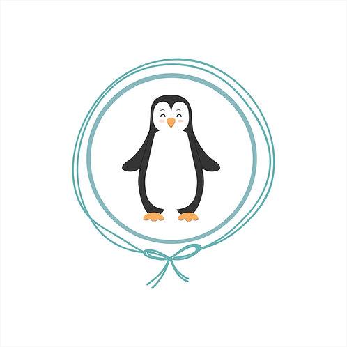Naninha Plush Especial - Pinguim